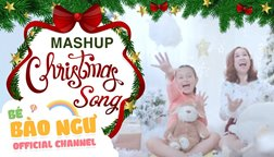 Mashup Christmas Song - Bé Bào Ngư ft Victoria -